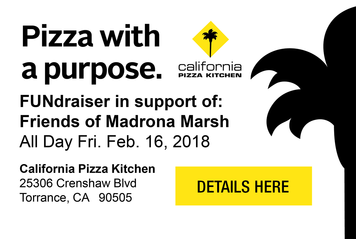 Eat at CPK Feb 16 and 20% will go to FOMM