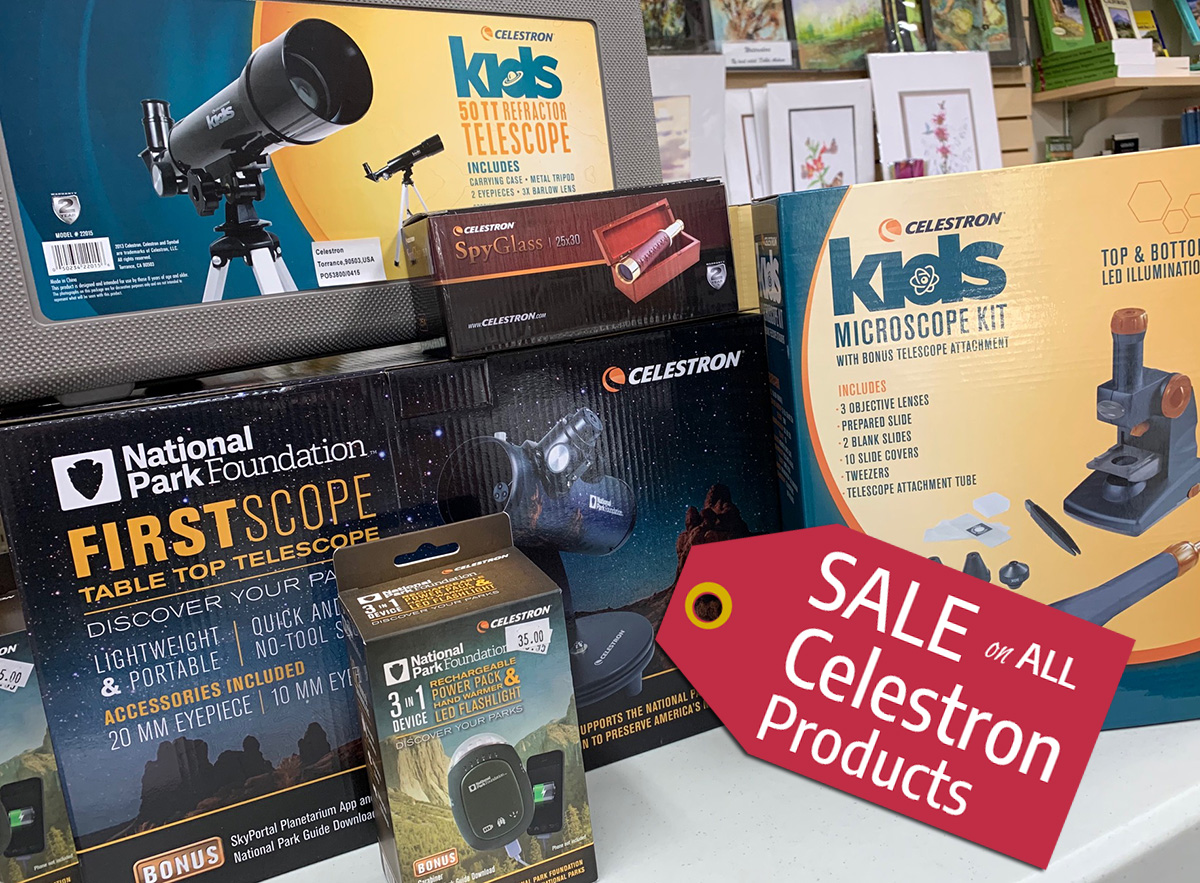all Celestron products on sale for holiday