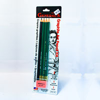Generals graphite art pencil kit