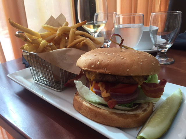 Get the Madrona Burger at THe South Bay Marriott and support Friends of Madrona Marsh at the same time!