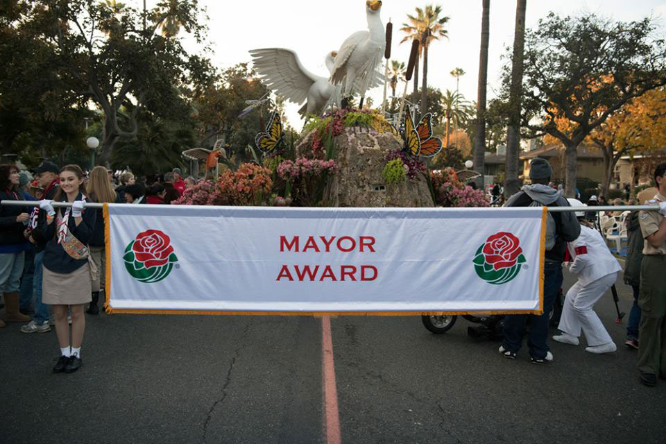 Mayor Award